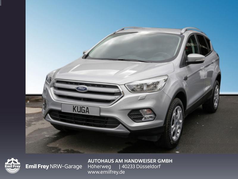 Ford Kuga 1.5 EcoBoost 2x4 Trend, WinterPaket, Bluetooth, Jahr 2019, Benzin