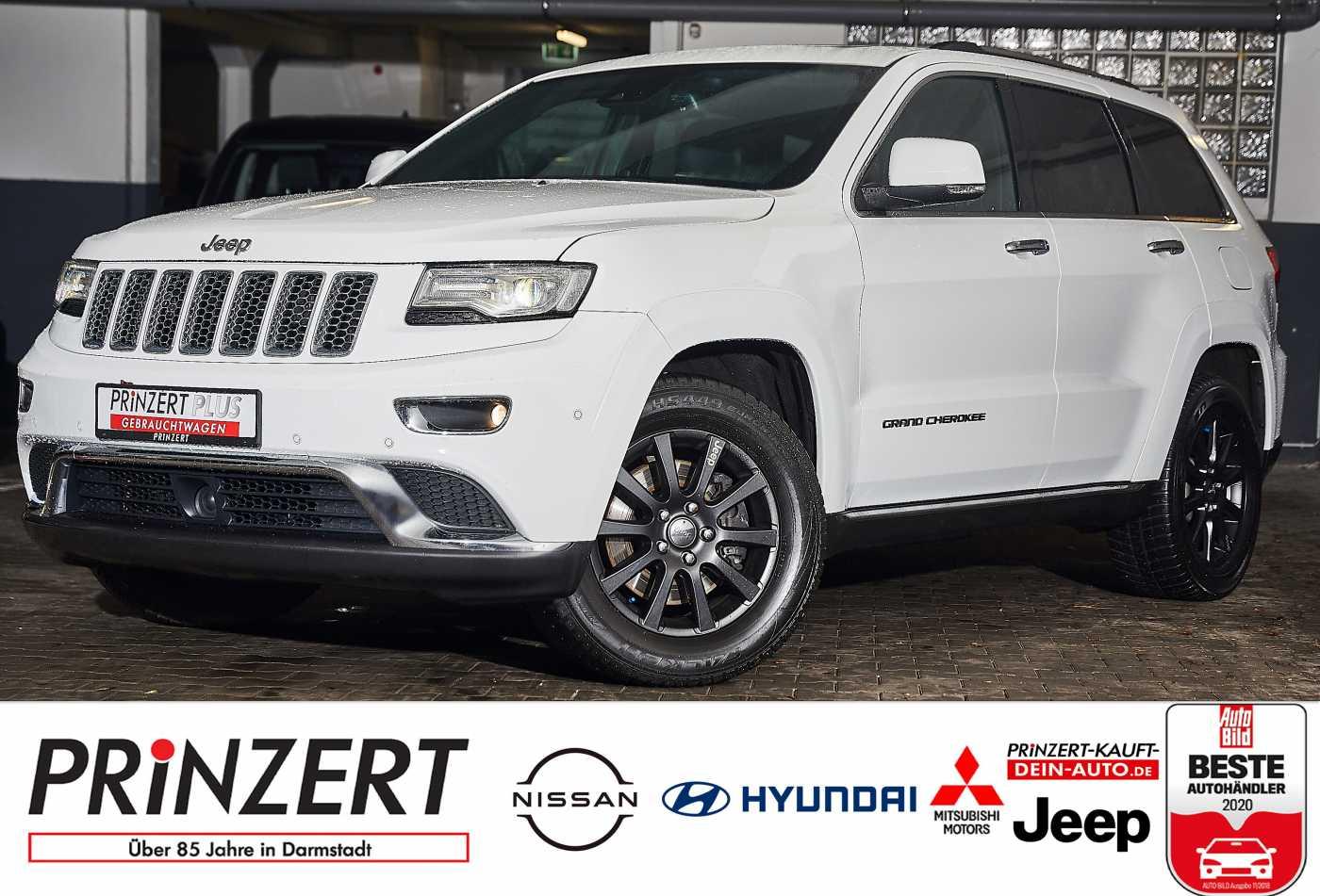 Jeep Grand Cherokee 3.0 CRD 4WD 8AT Summit Euro 6, Jahr 2016, Diesel