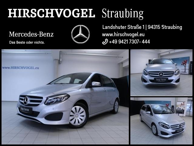 Mercedes-Benz B 220 d Navi+LED+Kam+PDC+SHZ+Laderaum-&Spiegel-P, Jahr 2015, diesel
