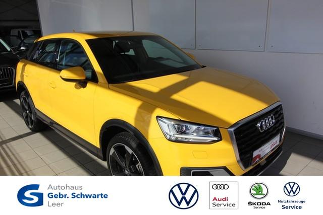 "Audi Q2 1.6 TDI Design LED ACC LM 19"" LaneAssist, Jahr 2016, diesel"