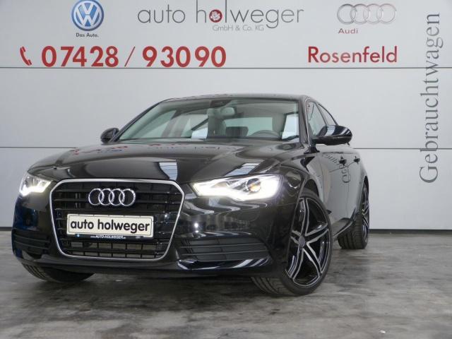 Audi A6 3.0 TDI, Standheizung, Navi Bluetooth Klima, Jahr 2013, Diesel