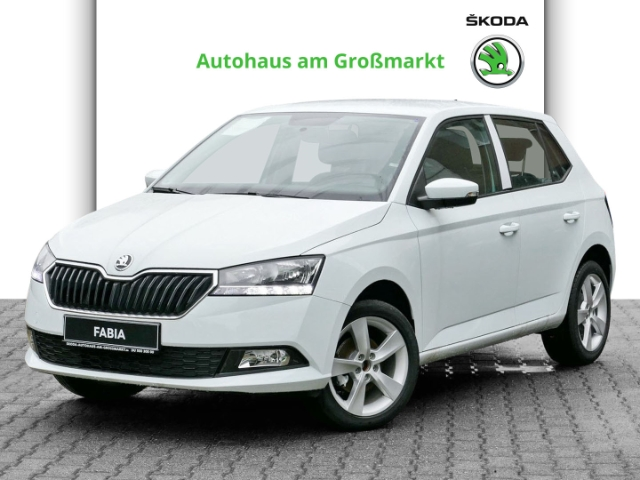 Skoda Fabia Cool Plus 1.0 MPI ENJOY PDC DAB, Jahr 2019, Benzin