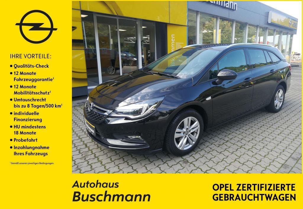 Opel Astra Active 1.4 Turbo +RFK+FRONTKAMERA+, Jahr 2017, Benzin