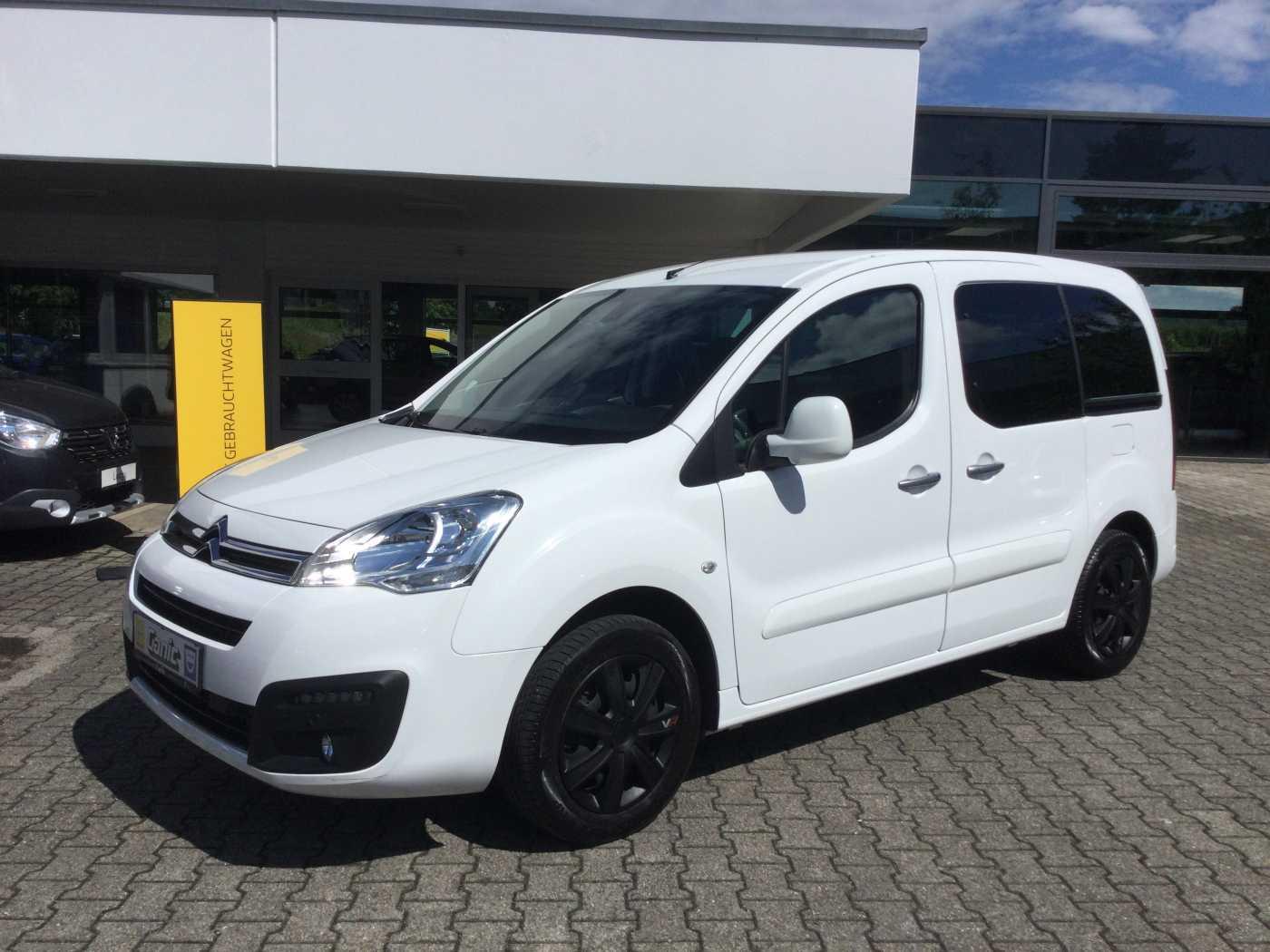 Citroën Berlingo Kombi Selection Klima AHK abnehmbar uvm, Jahr 2018, Diesel