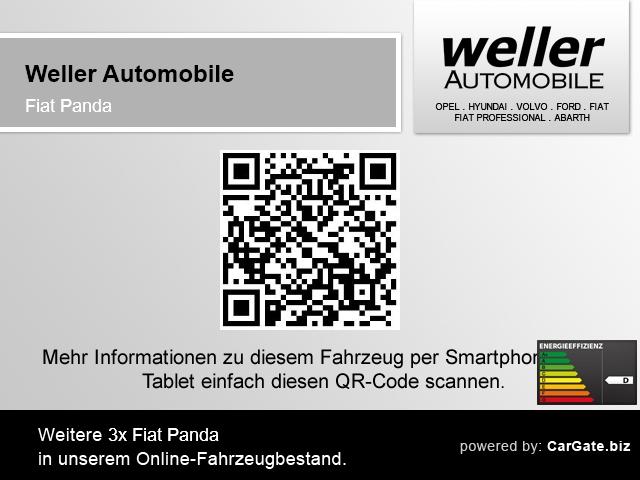 Fiat Panda STREET 4X4 0.9 Klima Parksensoren Sitzheizung Bluetooth, Jahr 2021, Benzin