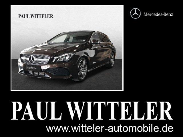 Mercedes-Benz CLA 250 Shooting Brake AMG Line/LED/Navi/Tempoma, Jahr 2016, Benzin