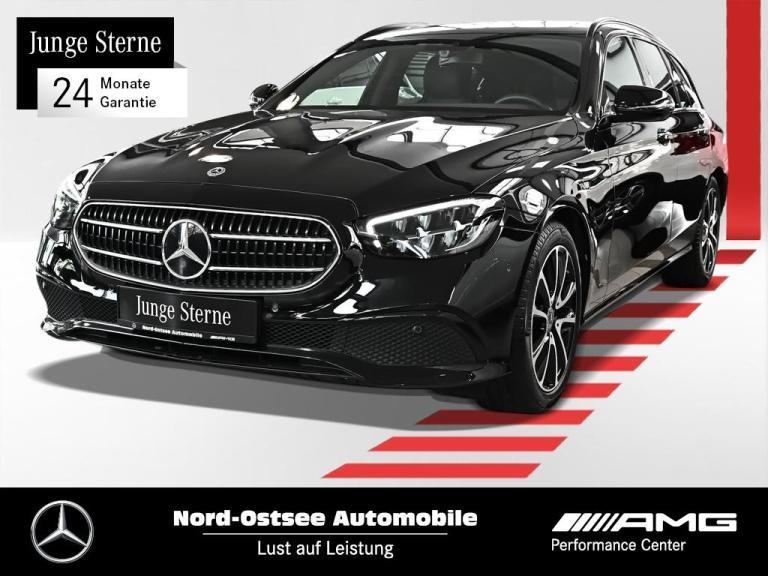 Mercedes-Benz E 200 T Avantgarde Navi Mopf Night SHD Kamera, Jahr 2020, Benzin