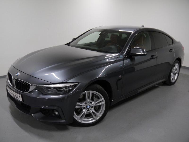 BMW 440i xDrive Gran Coupé M Sportpaket *Head-Up*DAB*LED*, Jahr 2017, Benzin