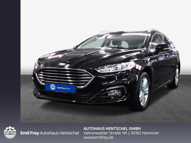 Ford Mondeo Turnier 2.0 EcoBlue Aut. Titanium, Jahr 2019, Diesel