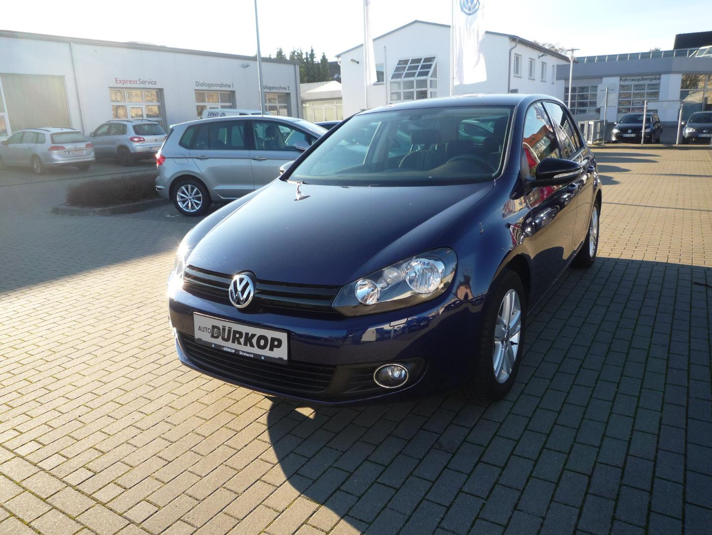 Volkswagen Golf Trendline VI 1.2 TSI BMT Match Tempomat Sit, Jahr 2012, Benzin