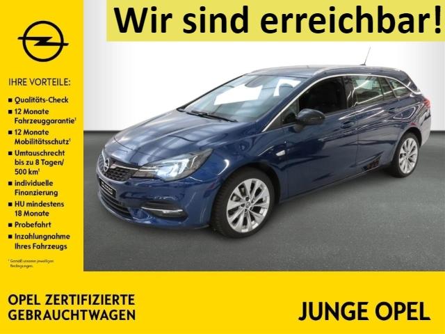 Opel Astra K ST 1.2 Turbo 2020 NAVI+PDC+SITZHZG+RFK, Jahr 2020, Benzin