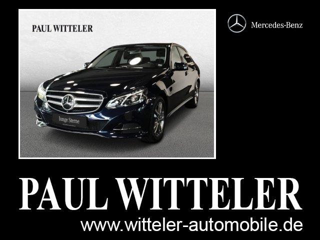 Mercedes-Benz E 350 BlueTEC 4M Avantgarde Comand/Distronic/AHK, Jahr 2015, Diesel