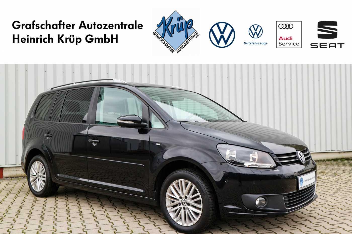 Volkswagen Touran 1.6 TDI 77KW CUP*AHK*NAVI*PDC*, Jahr 2015, Diesel