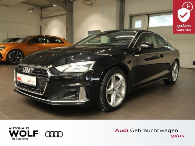 Audi A5 Coupe 40 TDI quattro Advanced S tronic Navi+, Jahr 2020, Diesel