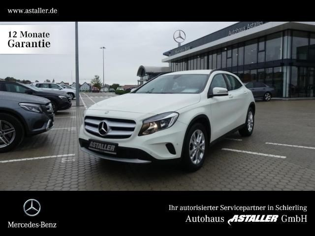 Mercedes-Benz GLA 200 d Style+Navi+AHK+Business+17''Alu+Parkas, Jahr 2017, Diesel