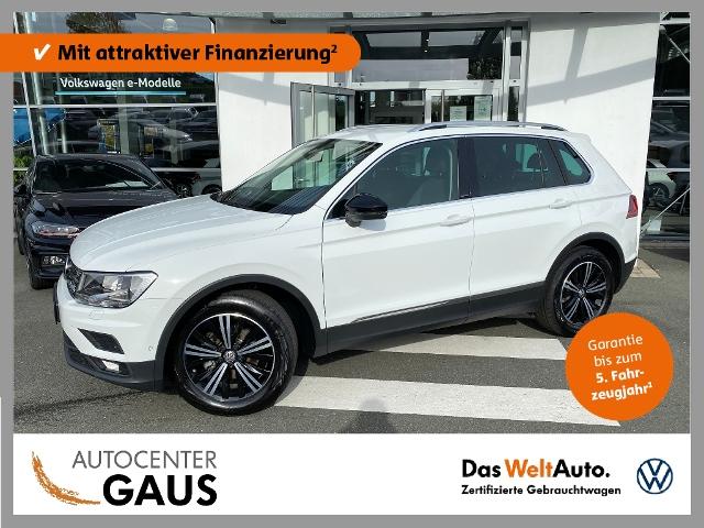 Volkswagen Tiguan IQ.Drive 1.5 TSI AHK Navi Standzhg., Jahr 2020, Benzin