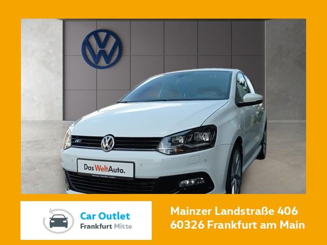 Volkswagen Polo 1.2 TSI Highline Einparkhilfe Sitzheizung GRA Leichtmetallfelgen POLO 1.2 BMT HIGHL 66 M5F, Jahr 2017, Benzin