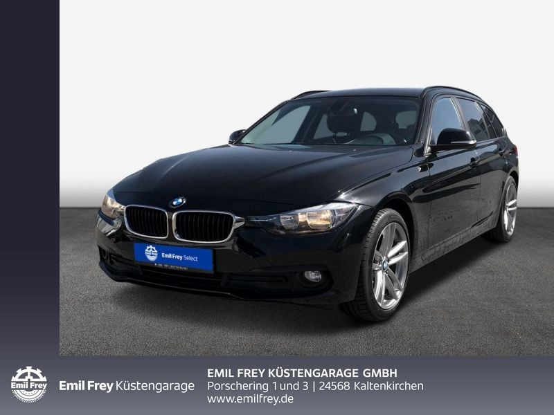 BMW 320d Touring Aut. Advantage AHK Navi, Jahr 2015, Diesel