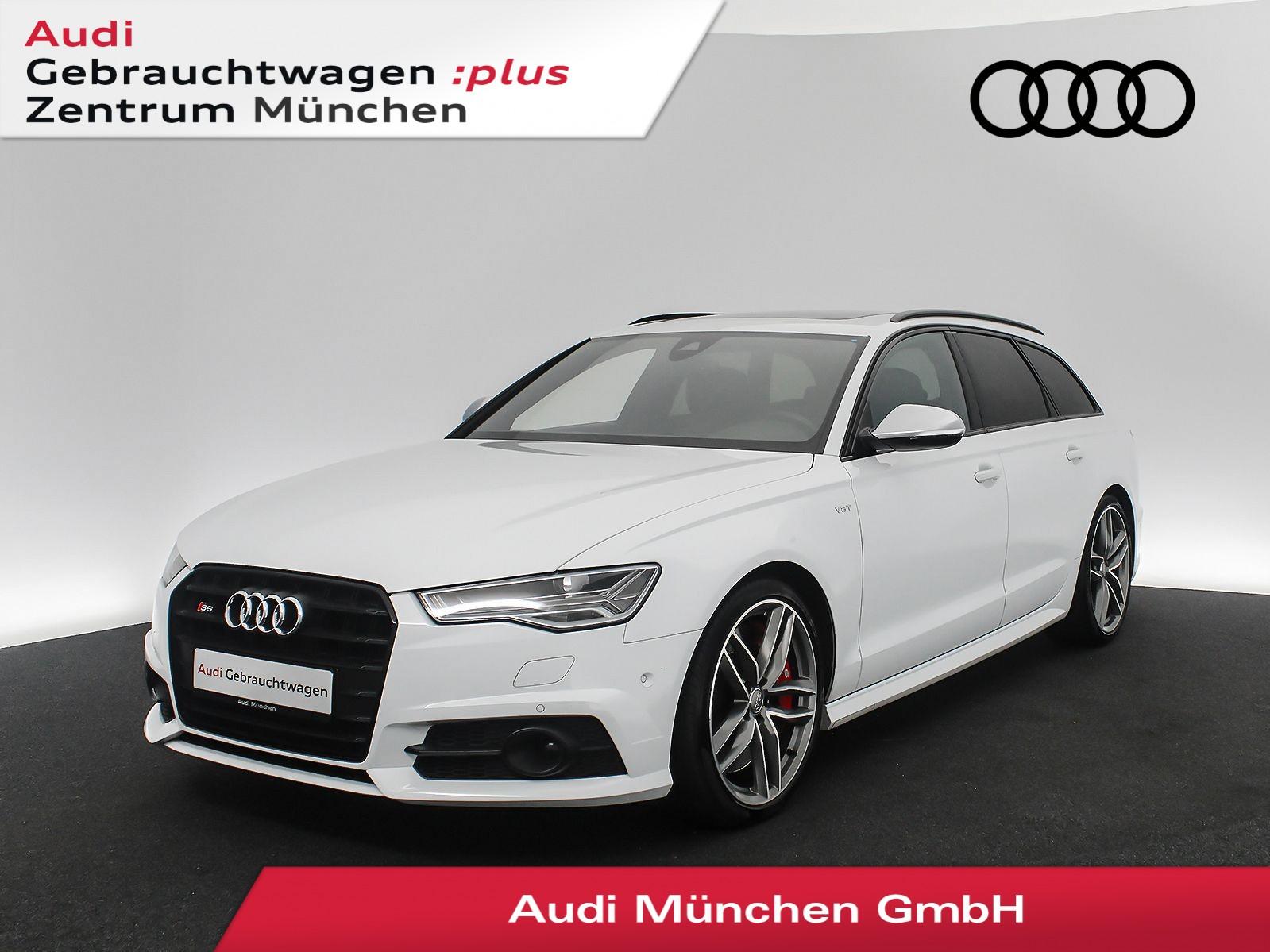 Audi S6 Avant 4.0 TFSI qu. S tronic Matrix/Pano/BOSE/ACC/Massage, Jahr 2017, Benzin