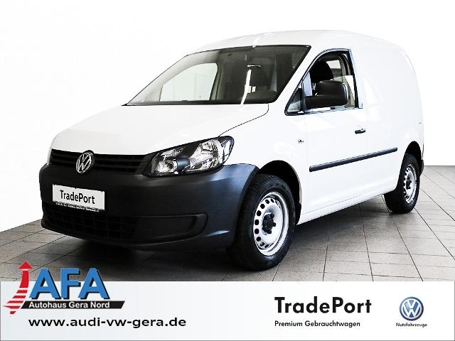 Volkswagen Caddy Kasten 2,0 Eco Fuel EcoProfi,Klima, Jahr 2014, Gas