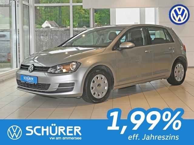 Volkswagen Golf 7 Trendline 1.2TSI Anhängerkupplung, Jahr 2014, Benzin