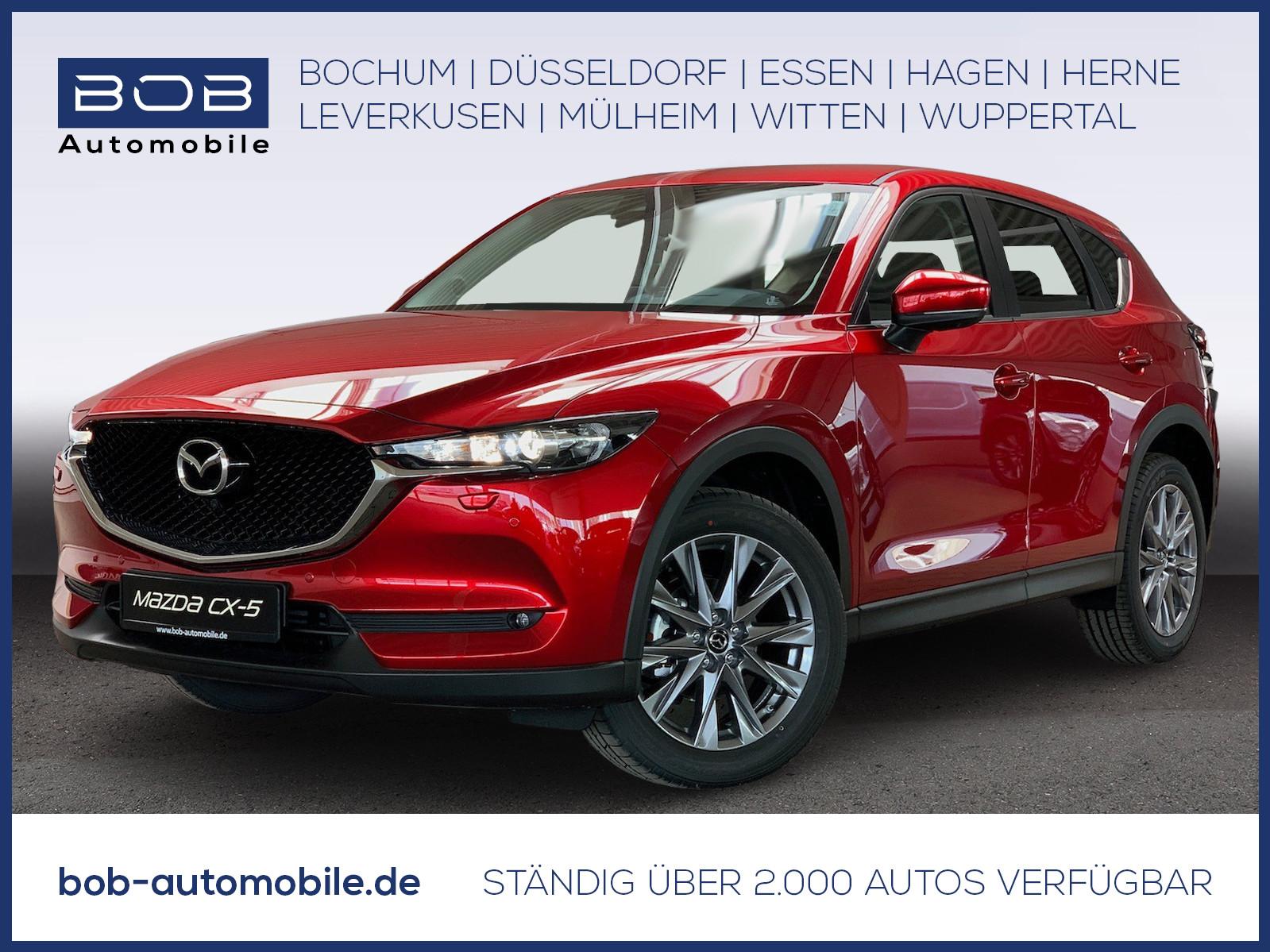 Mazda CX-5 finanzieren