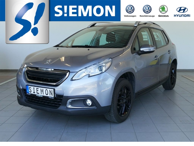Peugeot 2008 1.2 12V VTi Active Navi Tempomat PDC, Jahr 2013, Benzin