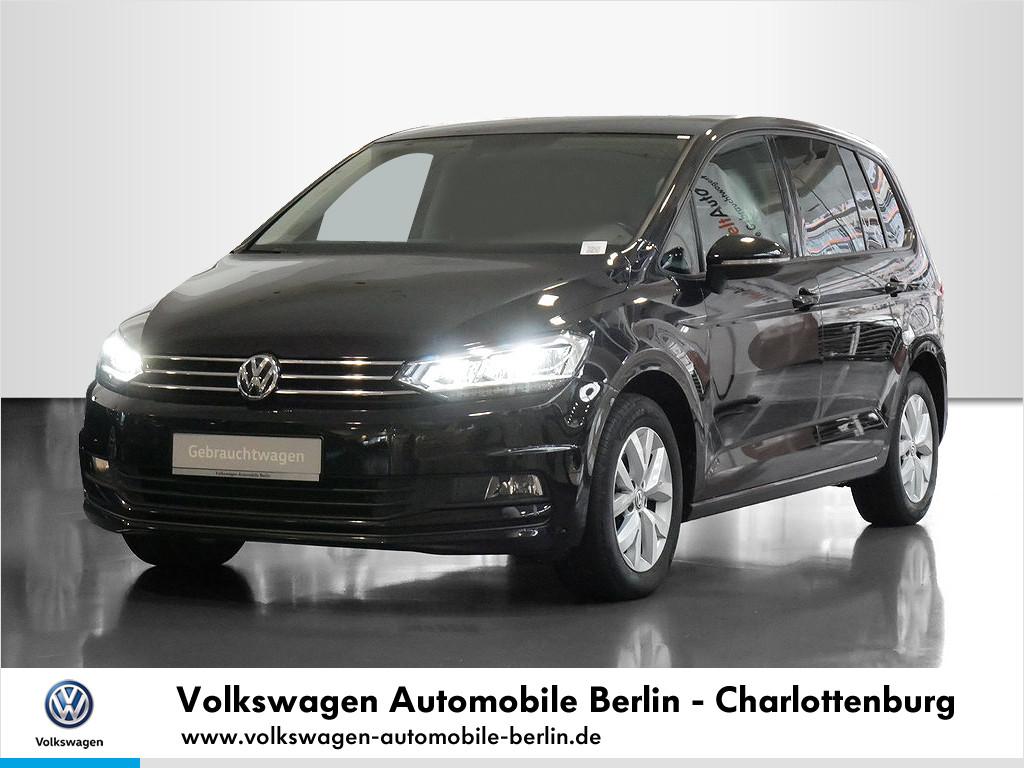 Volkswagen Touran 1.6 TDI Trendline BMT, Jahr 2017, Diesel
