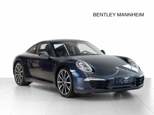 Porsche 911 Carrera Klima el. Fenster, Jahr 2015, Benzin
