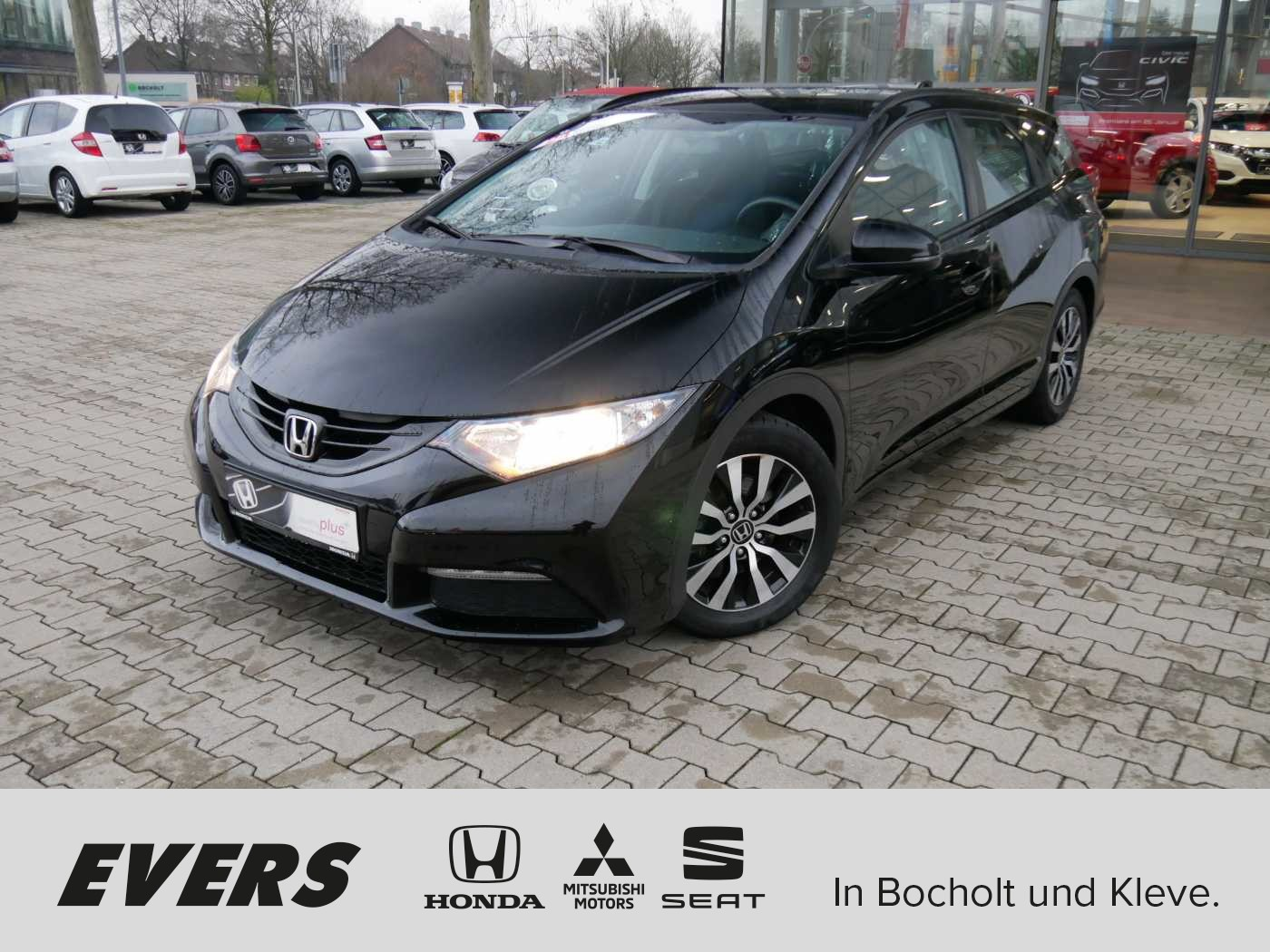 Honda Civic Tourer 1.8 i-VTEC +2J.GARANTIE+MAGIC SEATS, Jahr 2014, Benzin