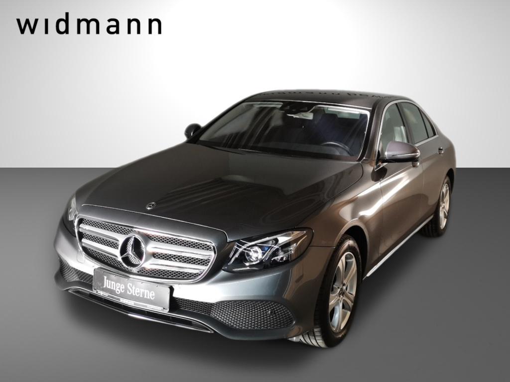 Mercedes-Benz E 250 *Avantgarde*Comand*AHK*Multibeam*Kamera*, Jahr 2018, Benzin