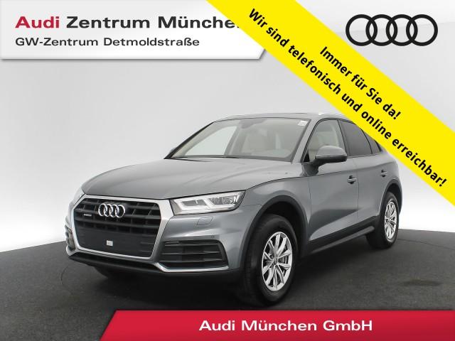 Audi Q5 2.0 TDI qu. Pano AHK Virtual LED Navi Leder PDCplus S tronic, Jahr 2017, Diesel