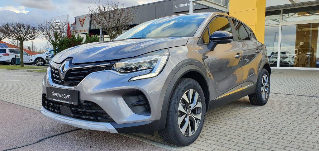 Renault Captur TCe 130 GPF EXPERIENCE, Jahr 2020, Benzin