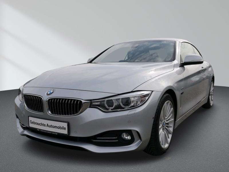 BMW 435i Cabrio Luxury Line Navi Prof. Sport Aut., Jahr 2014, Benzin