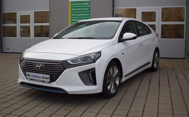 Hyundai IONIQ 1.6 GDi Premium Klimaauto Smart-Key Bi-..., Jahr 2016, Hybrid