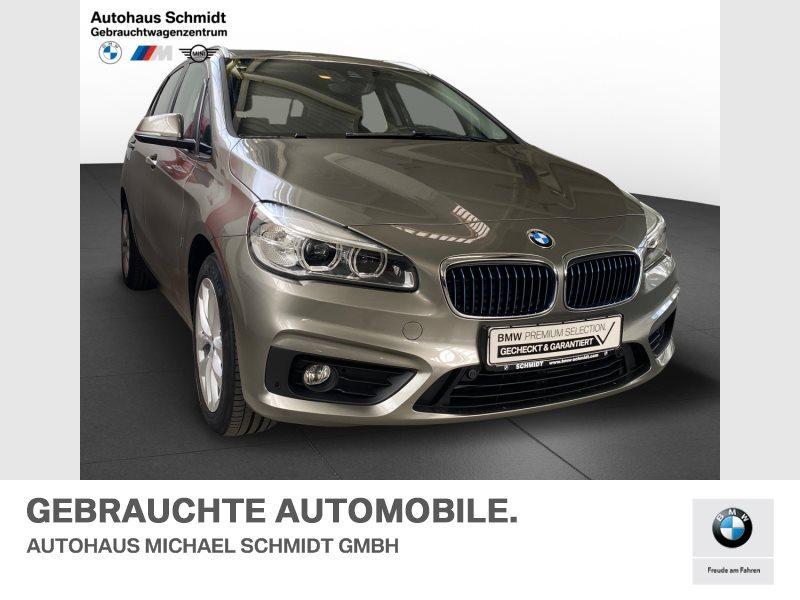 BMW 225xe LED+ACC+NAVIGATION+STAUASSISTENT+, Jahr 2017, Hybrid