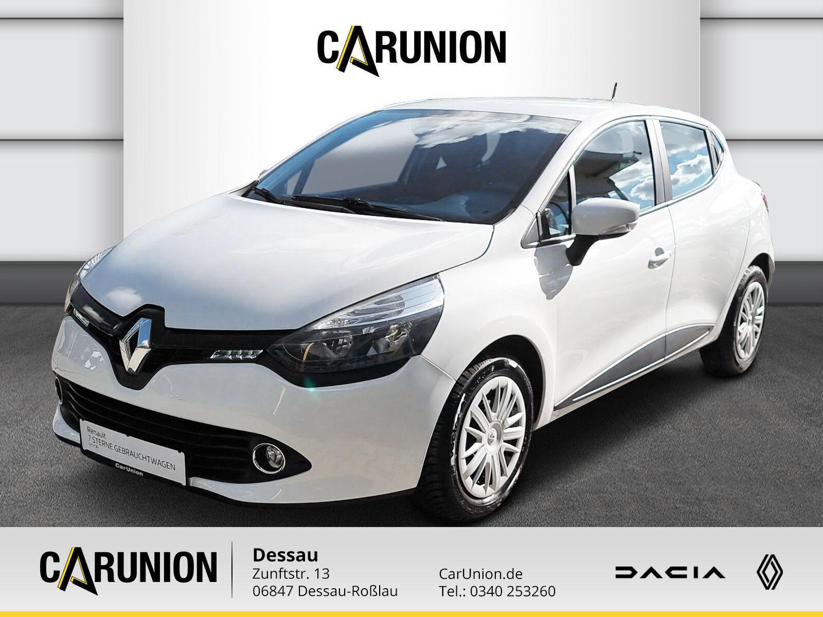 Renault Clio Expression 1.2 16V Allwetter Zahnriemen Neu, Jahr 2014, Benzin