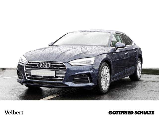 Audi A5 SPORTBACK 2.0 TFSI G-TRON NAVI SHZ PDC GRA, Jahr 2018, Gas