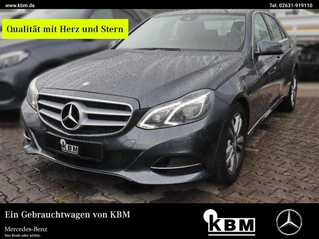 Mercedes-Benz E 250 AVANTGARDE °LED+AFA°PTS°TWA°NAV°SHZ°SPP°, Jahr 2013, Benzin