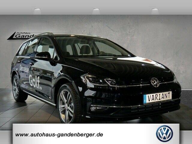Volkswagen Golf VII Variant 1.6 TDI DSG Comfortline, Jahr 2017, Diesel