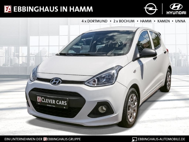 Hyundai i10 Classic Radio,Klima,Zentralverriegelung,USB,AUX,ABS,ESP, Jahr 2016, Benzin
