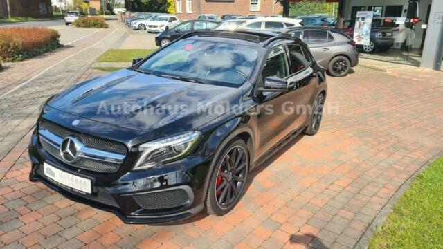 Mercedes-Benz GLA 45 AMG 4-Matic *Garantie*334 mtl., Jahr 2015, Benzin