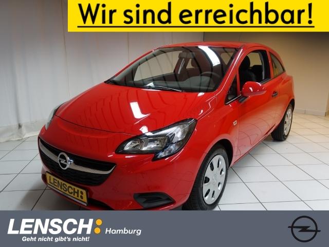 Opel Corsa E 1.4 3T Selection AUTOM+PARKPILOT+KLIMA, Jahr 2018, Benzin