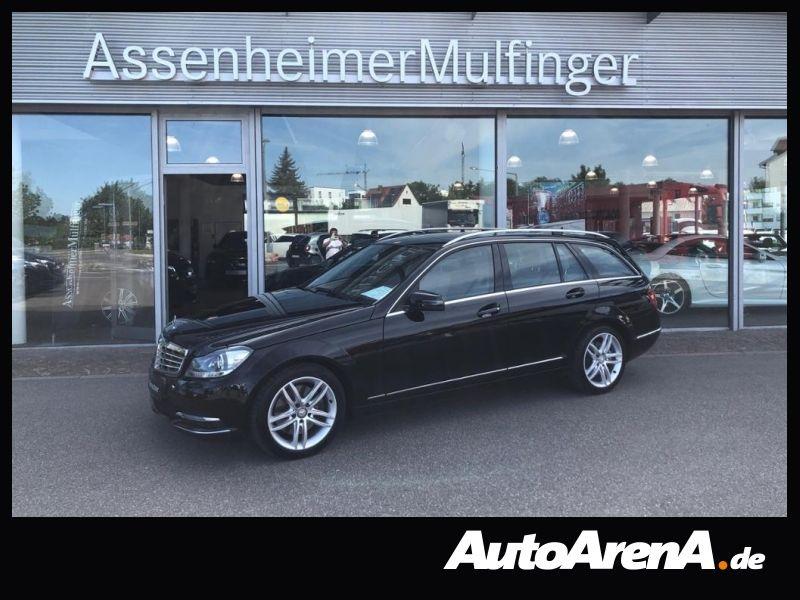 Mercedes-Benz C 350 CDI T Elegance **COMAND/ILS/Totw./Kamera, Jahr 2013, Diesel