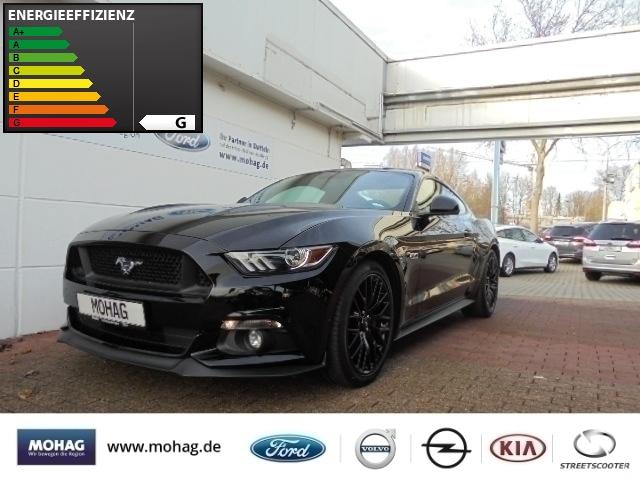 Ford Mustang GT Fastback Automatik Recaro Sitze Sync3 Navi, Jahr 2017, Benzin
