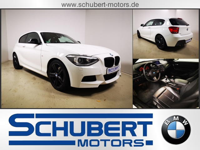 "BMW 125d 3-TÃrer M SPORT LEDER XENON NAVI 18"", Jahr 2014, diesel"
