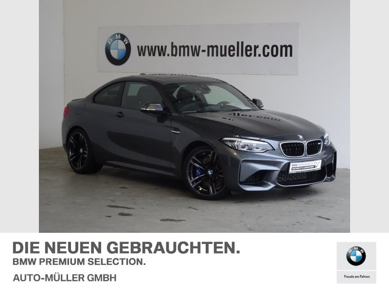 BMW M2 Coupé Aut. Kamera Komfortzugang Navi Harman, Jahr 2018, Benzin
