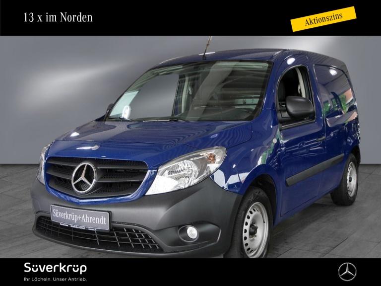 Mercedes-Benz Citan 108 CDI Kasten lang, Jahr 2014, Diesel