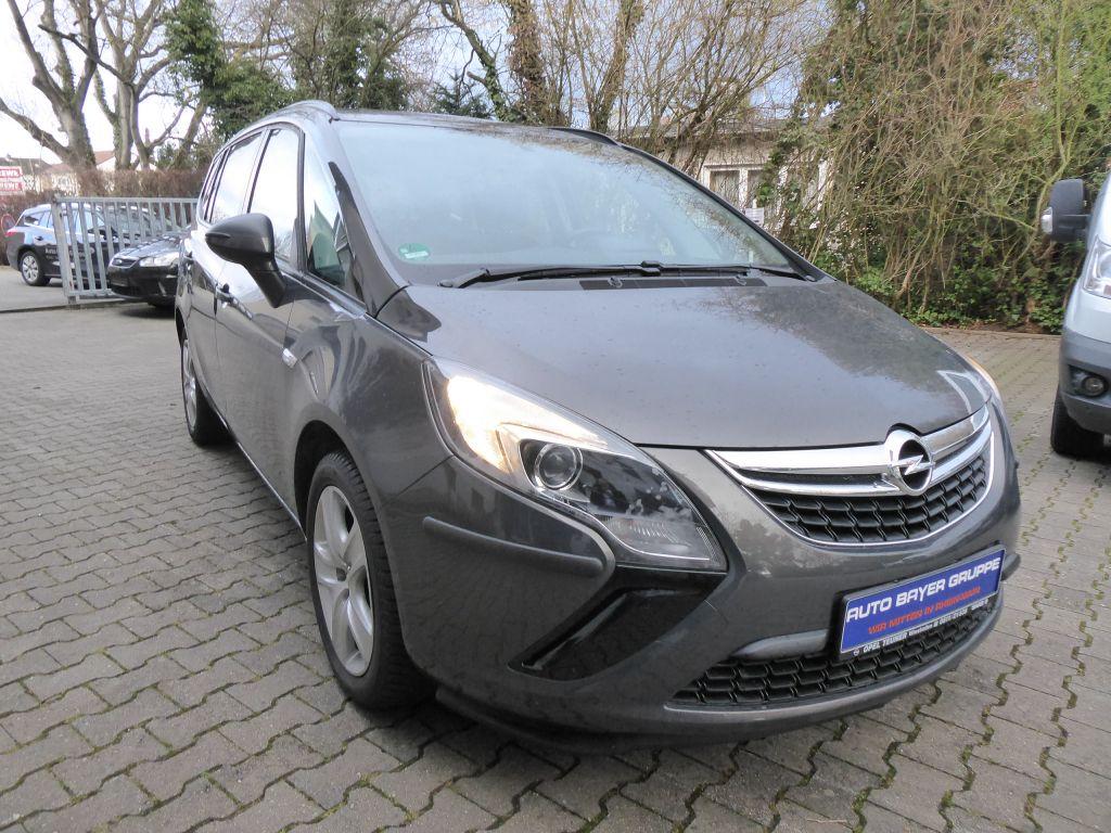 Opel Zafira Tourer 1.8 Active, Jahr 2013, Benzin