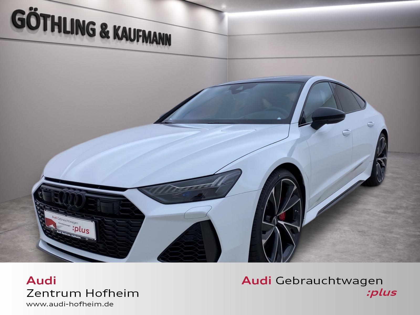 Audi RS7 Sportback qu S tro. 441kW*EUPE 174.580*Dynam, Jahr 2020, Benzin